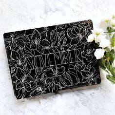 Using black paper in bullet journaling is such a cool and unique style! Here are 10 different bullet journal spreads on black paper to help you get started! Self Care Bullet Journal, Bullet Journal Printables, Bullet Journal Notebook, Bullet Journal Spread, Bullet Journal Layout, Bullet Journal Inspiration, Bullet Journals, Journal Ideas, Gel Pen Art