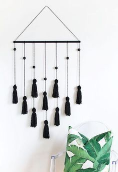 A simple wall hanging