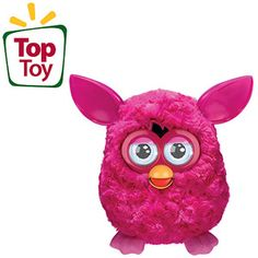 FURBY, Pink is the one i want for Kiley. Cara used to have one and loved it these do even more,