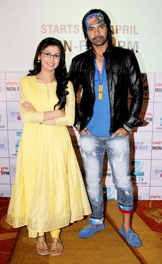 Shabbir Ahluwalia and Sriti jaa