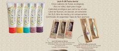 Pasta de dientes y cepillos ecológicos!!! http://www.babyproductos.es/es/121-jack-n-jill