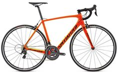 Specialized Tarmac Comp Torch Edition http://www.bicycling.com/bikes-gear/recommended/17-for-2017-the-best-road-bikes-of-2017/slide/15