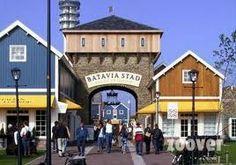 Bataviastad, outlet. Lelystad