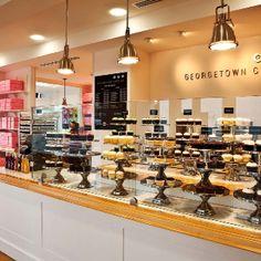 Georgetown Cupcakes, Washington DC. [Original image source unknown.]