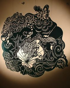 Tim Budden - Butterfly Creation