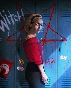 Sabrina the Teenage Witch Series Movies, Movies And Tv Shows, Tv Series, Netflix, Betty & Veronica, Teen Witch, Sabrina Spellman, Archie Comics, Dc Comics