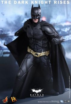 Figura de Batman de #DarkKnightRises