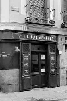 Un hermoso lugar en Madrid y un templo gastronómico que no hay que perderse...