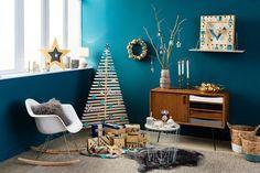 Ma déco de Noël à l'heure nordique !