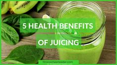 5 Health Benefits of Juicing + How to Juice Without a Juicer: When you drink juice, highly concentrated vitamins, minerals and enzymes rapidly enter your bloodstream which allows you to absorb all of the nutritional benefits of the fruits and vegetables. Healthy Juices, Healthy Smoothies, Healthy Drinks, Smoothie Recipes, Juice Recipes, Juicing With A Blender, Juicing For Health, Juicing Benefits, Health Benefits