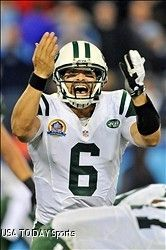 Mark Sanchez throws away the Jets' slim playoff hopes... is it time for the Jets to toss him aside?