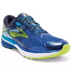 ff091de1e31 Brooks Ravenna 7 Men s Top Guidance Team Running Shoes Lime Punch