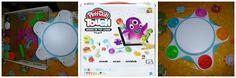 Met de Play-Doh Touch Studio kunnen kinderen creatief bezig zijn met klei én hun eigen creaties tot leven wekken met de gratis app! Geef de wereld kleur!