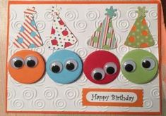 Homemade Birthday Cards, Birthday Cards For Boys, Bday Cards, Happy Birthday Cards, Homemade Cards, Birthday Boys, Card Birthday, Cricut Birthday Cards, Birthday Gifts