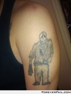 Bad tattoos on pinterest really bad tattoos funny for Tattoos gone wrong buzzfeed