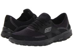 SKECHERS Performance GoWalk 2 Stance Black - Zappos.com Free Shipping BOTH Ways