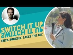 """P.S.- We all need to """"Switch It Up"""" sometimes… Watch how Erica does it with our friend @ChaseJarvis & Ford https://youtu.be/8C1PnnKBOoE  #SWITCHITUP #AD #PSIMADETHIS"""