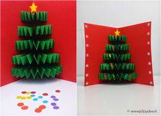 Juf Jaydee: DIY kerstkaarten maken Christmas Crafts For Kids, Xmas Crafts, Red Christmas, Christmas Time, Diy And Crafts, Christmas Cards, Diy Crafts For Teen Girls, Diy For Teens, Diy For Kids