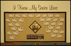 I know my Savior lives