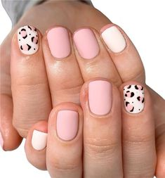 Discover this popping nail art trend made for the fierce at heart. Here are 21 of the Best Leopard Print Nail Art Designs to try. Fancy Nails, Diy Nails, Swag Nails, Cute Nails, Pretty Nails, Gorgeous Nails, Nail Nail, Leopard Nails, Tribal Nails