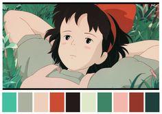 Kiki's Delivery Service (1989) dir. Hayao Miyazaki