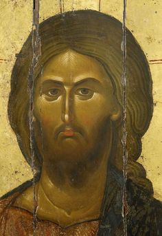 Orthodox icon of our Lord Jesus Christ Pantokrator Icon of 13 cent. Monastery of Vatopaidi Mount Athos. Byzantine Icons, Byzantine Art, Religious Icons, Religious Art, Christus Pantokrator, Saint Catherine's Monastery, Images Of Christ, Russian Icons, Hagia Sophia