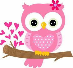 Lovely Pink Owl png y clipart Owl Png, Owl Clip Art, Owl Wallpaper, Owl Cartoon, Owl Crafts, Pink Owl, Baby Owls, Cute Owl, Baby Quilts