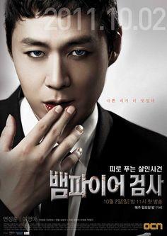 Vampire Prosecutor -   El fiscal Min Tae Yeon (Yun Jung Hoon) es mordido por alguien y se convierte en un vampiro. Tae Yeon rechaza la vida de un vampiro, y él sobrevive bebiendo la sangre de los muertos y vive como un fiscal justo.  Tae Yeon además utiliza sus nuevas habilidades como vampiro para perseguir a las poderosas personas que normalmente se consideran estar por encima de la ley.Un misterioso caso se produce entonces la evidencia apunta a un vampiro como el perpetrador