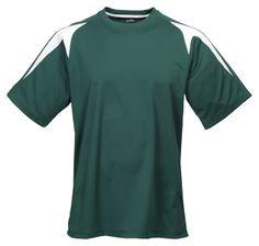 100% Polyester Mesh Crewneck Short Sleeve Shirt Tri mountain 028 #Crewneck #Trimountain #greatdeals