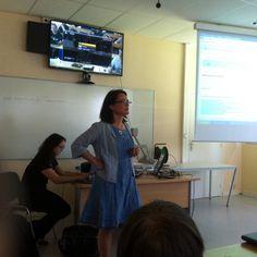"""#ForumBrest Atelier """"se former pour coopérer : pourquoi, comment ?"""" Avec Elzbieta Sanojca"""