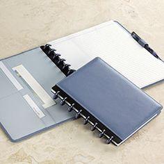 Circa Leather Foldover Notebook