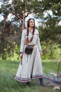 DISCOUNTED PRICE Viking Dress Tunic Eydis the von armstreet auf Etsy