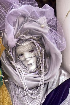Venice - Carnival Mask Series