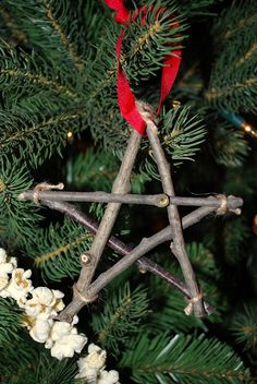 Rustic Christmas Ornament                                                                                                                                                     More