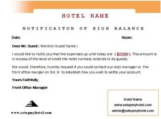 Tips for Handling guest with HIGH BALANCE !