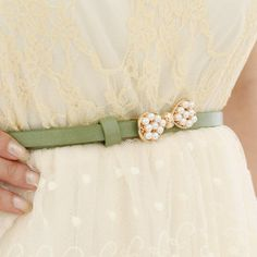 Buy '59 Seconds – Faux-Pearl Bow Slim Belt' with Free International Shipping at YesStyle.com. Browse and shop for thousands of Asian fashion items from Hong Kong and more!
