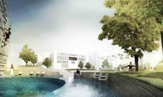 Gallery of Collider Activity Center Competition Entry / SO-AP Architects - 2