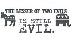 Evil Is Evil