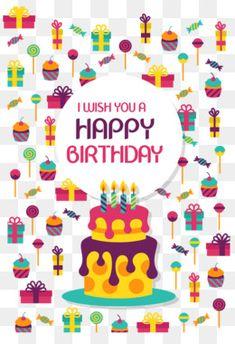Birthday Party Anniversary Gift Graphics