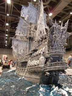 The Flying Dutchman at Hokkaido Modellers Show 2011