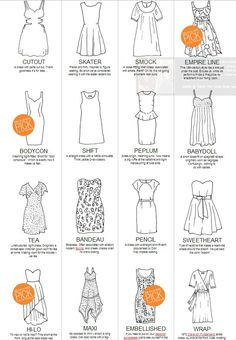 Dress Vocabulary