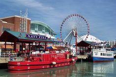 I haven't been to Navy Pier since I was in 5th grade....I should probably go every weekend to make up for lost time :)