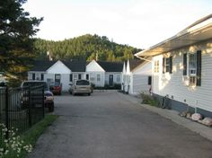 Black Hills Mile Hi Hotel Custer Sd
