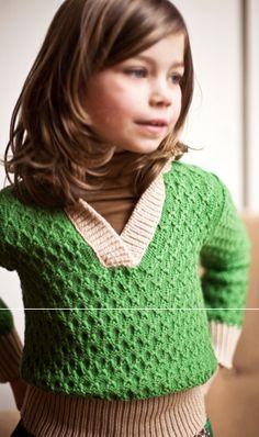 green knit atelier assemblé