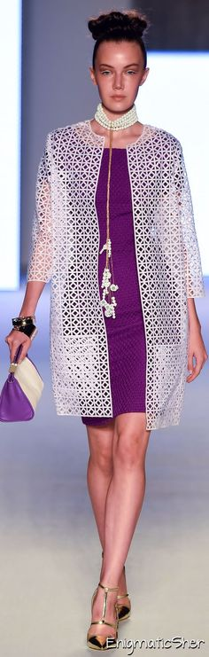 Aigner Spring Summer 2015 Ready-To-Wear
