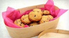 On fait des cookies pour le goûter ? Beurre, farine, sucre… sans oublier les pépites de chocolat !