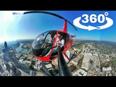 Casey Neistat shares 360° video from SXSW as he flies a drone, and in a helicopter!
