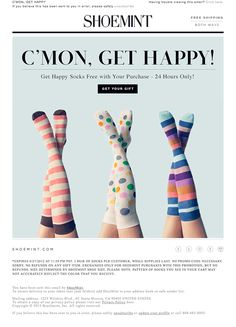 25 Wonderful Examples of Animated GIFs in Email Marketing Templates Mail Bakery Blog