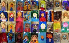 Brown Bag Portraits  Creative Expressions of Art - Meadville Pa www.facebook.com/creativeexpressionsofart