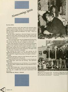 Homecoming Spirit. Athena, 1994 :: Ohio University Archives.